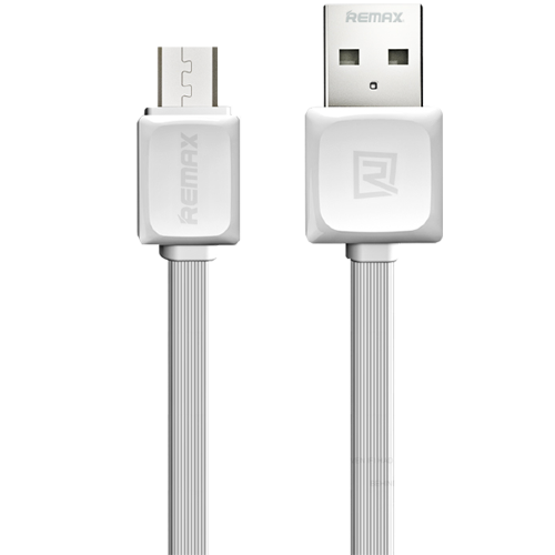 Кабель Remax Fleet micro USB to USB Белый